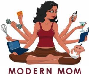 modern mom